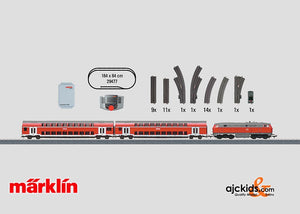 Marklin 29477 - Digital Starter Set Regional Express