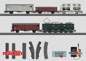 Marklin 29510 - Digital Swiss Starter Set. 230 Volt in H0 Scale
