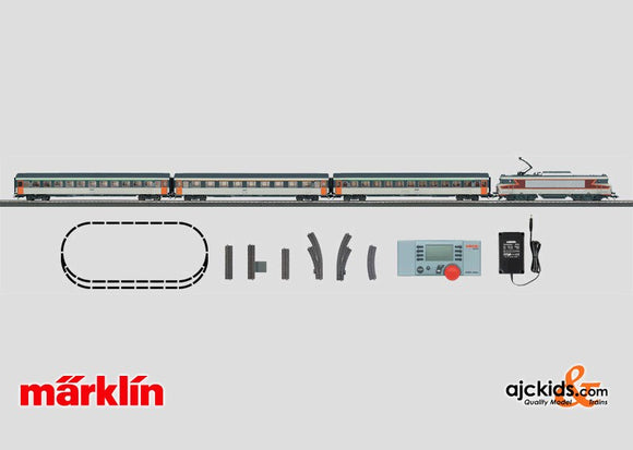 Marklin 29529 - French Digital Starter set in H0 Scale