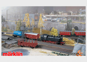 Marklin 29536 - DELTA German Train set in H0 Scale
