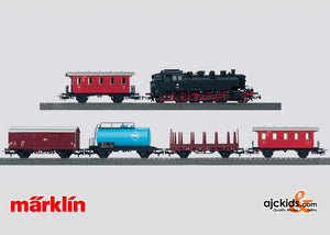 Marklin 29538 - Delta Control starter set in H0 Scale