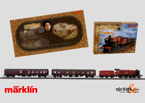 Marklin 29550 - Harry Potter Hogwarts Express in H0 Scale