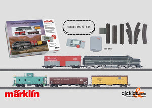 Marklin 29576 - Starter Set in H0 Scale