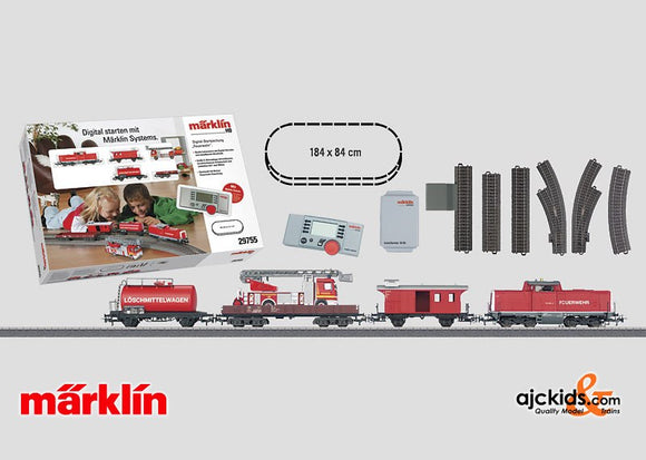 Marklin 29755 - Starter Set in H0 Scale