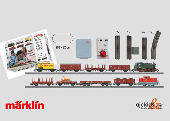 Marklin 29852 - Double Starter Set in H0 Scale