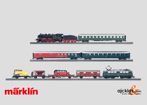Marklin 29855 - Premium Starter Set in H0 Scale