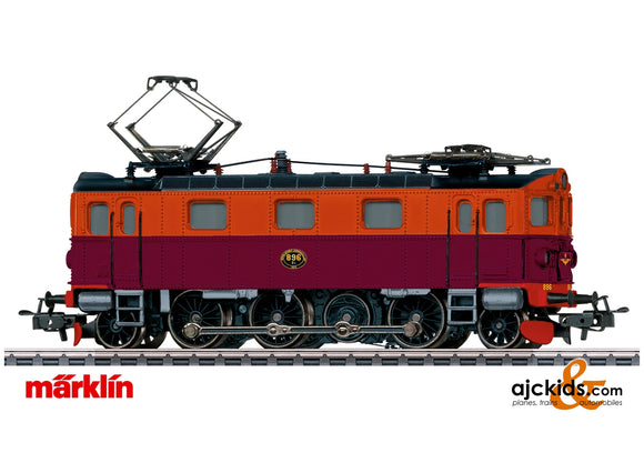 Marklin 30302 - Class Da Electric Locomotive (sold only with 41921) in H0 Scale