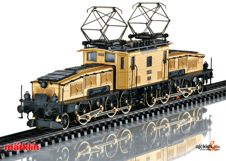 "Marklin 32560 - Class Ce 6/8 II Electric Locomotive ""Golden Crocodile"""