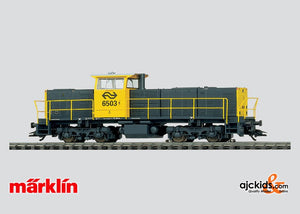 Marklin 33644 - Class 6400 Diesel Electric Loc with Delta Decoder in H0 Scale