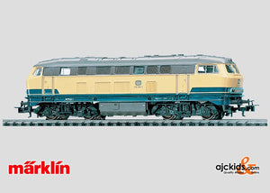 Marklin 3374 - Diesel Hydraulic Locomotive BR 216 in H0 Scale