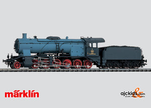 Marklin 34059 - Freight Locomotive, Royal Wurttemberg State Railways in H0 Scale