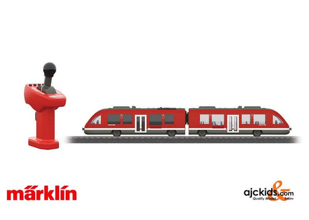 Marklin 36100 - LINT Commuter Train w/rechargeable battery