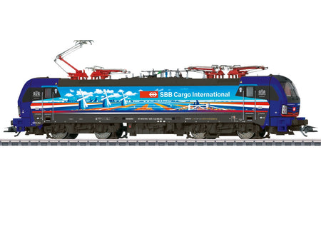 Marklin 36160 - Class 193 Electric Locomotive Hollandpiercer in H0 Scale