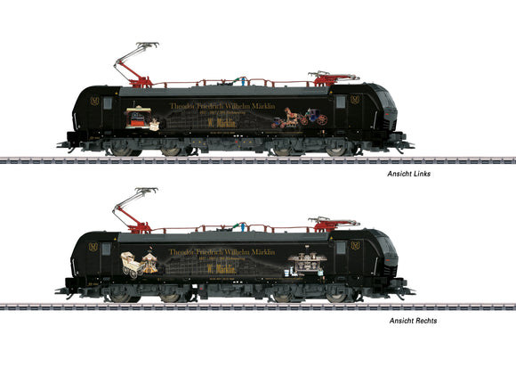 Marklin 36187 - Class 193 Electric Locomotive (Theodor Marklin) in H0 Scale