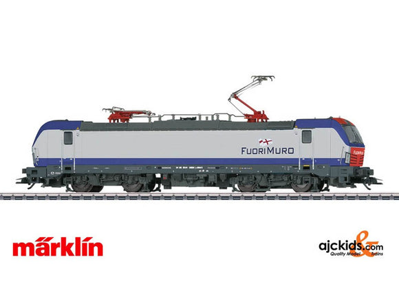 Marklin 36191 - Fuori Muro Class 191 Electric Locomotive in H0 Scale