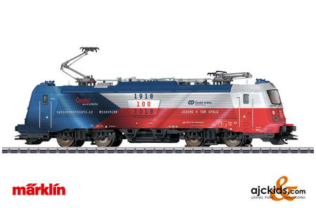 Marklin 36201 - Class 380 Electric Locomotive in H0 Scale