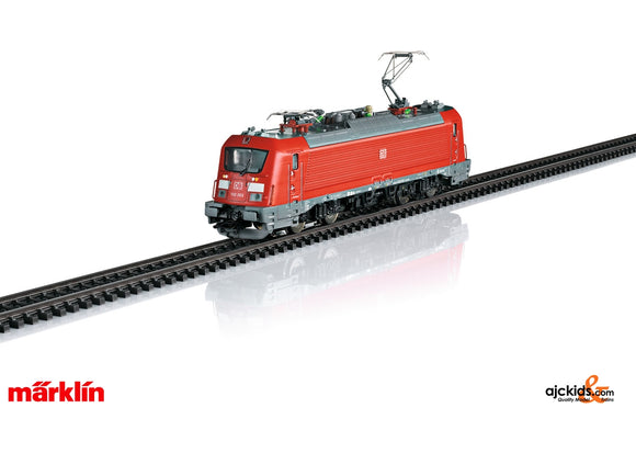 Marklin 36202 - Skoda Typ 109 E Class 102 Electric Locomotive in H0 Scale