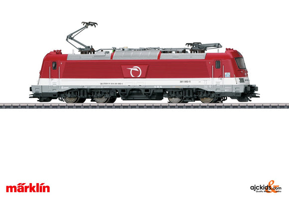 Marklin 36204 - Class 381 Electric Locomotive in H0 Scale