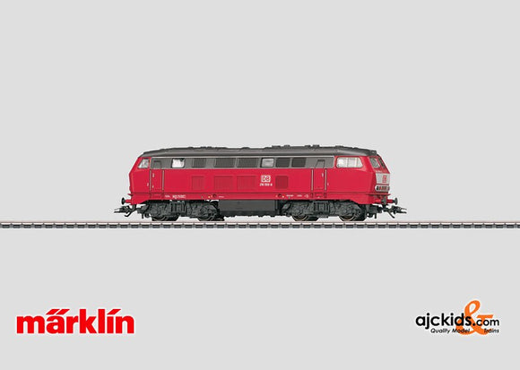 Marklin 36216 - Diesel Locomotive BR 216 in H0 Scale