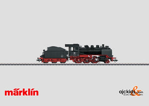 Marklin 36242 - Steam Locomotive with a Tender BR 24 Exclusiv 1/13 in H0 Scale