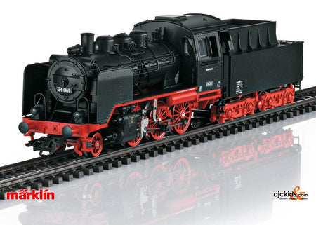 Marklin 36249 - Class 24 Steam Locomotive Prairie Pony (sound)