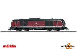 Marklin 36292 - Class 247 Diesel Locomotive (MHI 30 Years) in H0 Scale