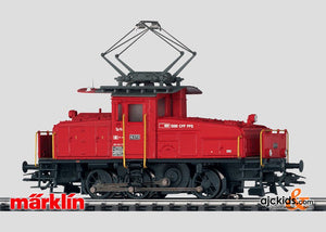 Marklin 36330 - Electric Locomotive Ee (3)3 in H0 Scale