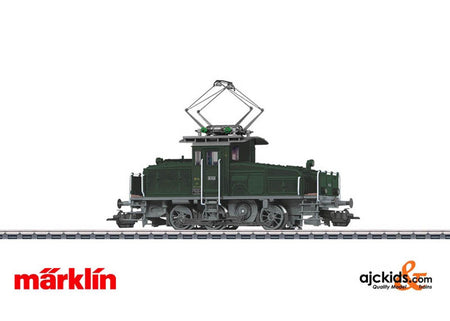 Marklin 36333 - Class Ee 3/3 Electric Switch Engine in H0 Scale