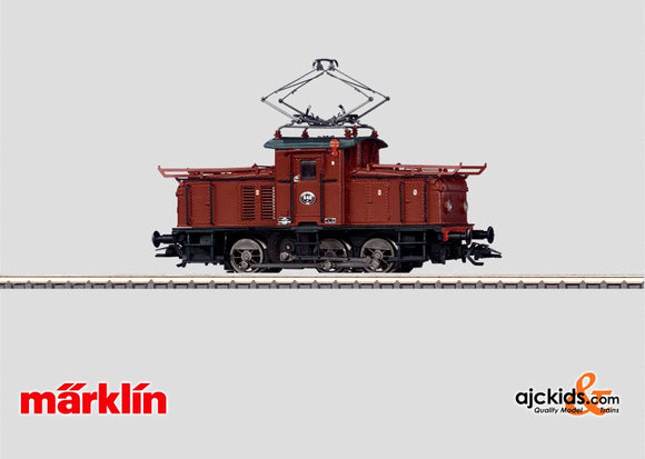 Marklin 36335 - Electric Locomotive Class Ub in H0 Scale