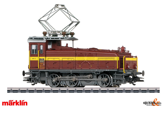 Marklin 36353 - Class Ee 3/3 Halbschuh / Casual Shoe Electric Switch Engine in H0 Scale