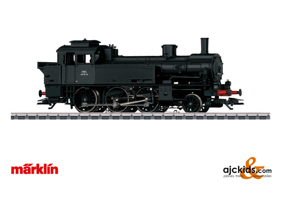 Marklin-36371 - Class 130 TB Steam Locomotive