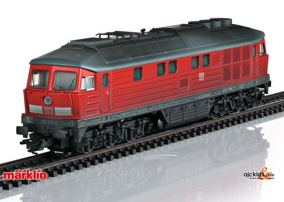 Marklin 36433 - Class 232 Diesel Locomotive - Limited Release in H0 Scale