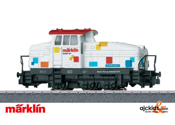 Marklin 36503 - Start up Diesel Locomotive.