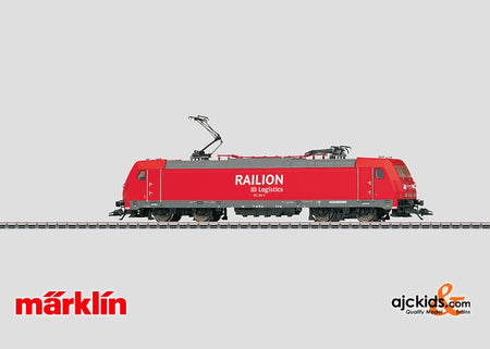 Marklin 36600 - Electric Locomotive BR 185.2 in H0 Scale