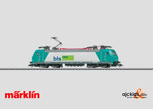 Marklin 36601 - Electric Locomotive BR 185.5 Angel BLS in H0 Scale
