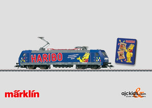 Marklin 36603 - Electric Locomotive 1 FC cl 185.2 Haribo in H0 Scale