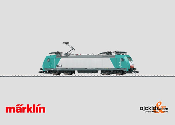 Marklin 36608 - Angel Trains Cargo class 28 Locomotive (Belgium) in H0 Scale