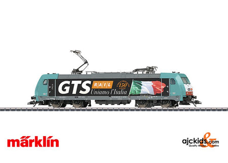 Marklin 36619 - Electric Locomotive E 483 GTS Rail in H0 Scale