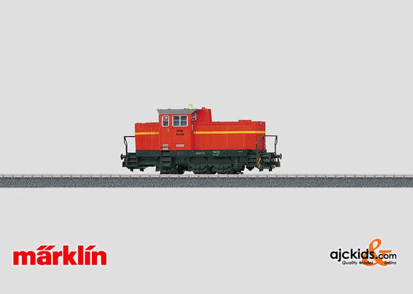 Marklin 36700 - Diesel Locomotive DHG 7000 in H0 Scale