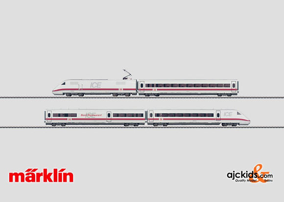 Marklin 36711 - ICE 2 High Speed Train in H0 Scale