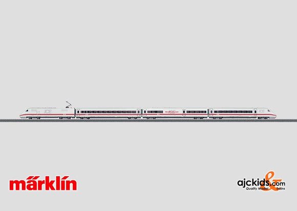 Marklin 36712 - ICE 2 High-Speed Train in H0 Scale