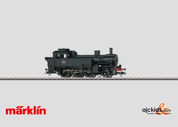 Marklin 36742 - Steam Locomotive Serie 130TB in H0 Scale