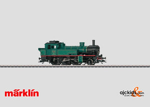 Marklin 36743 - Steam Locomotive Serie 96 in H0 Scale