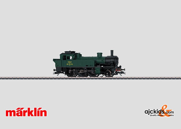 Marklin 36745 - Tender locomotive series 130 TB in H0 Scale