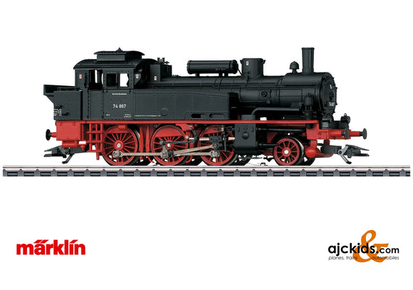 Marklin 36746 - Class 74 Steam Locomotive (Sound)