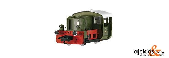 Marklin 36825 - Digital British Army on the Rhine Royal Corps of Trans (RCT) Diesel Loco (Lim.) in H0 Scale