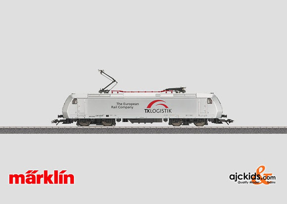 Marklin 36833 - Electric Locomotive BR 185 TX Logistik in H0 Scale