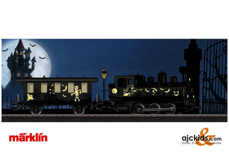 Marklin 36872 - Märklin Start up - Halloween Glow in the Dark Steam Locomotive