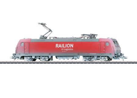 "Marklin 36895 - Electric Locomotive BR 185.2 ""Winter Weathering"""