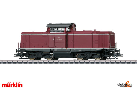 Marklin 37009 - Class 212 Diesel Locomotive in H0 Scale